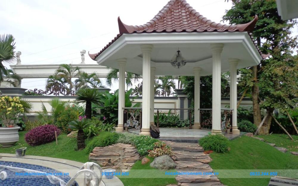 Thi công sân vườn tiểu cảnh tại Đồng Nai - Ảnh: 3