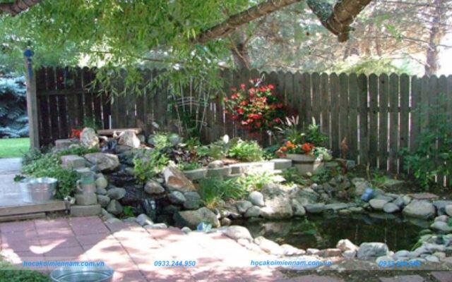 Thi công sân vườn tiểu cảnh tại Đồng Nai - Ảnh: 4