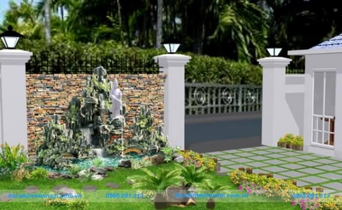 Công ty thiết kế thi công sân vườn tại Gia Lai