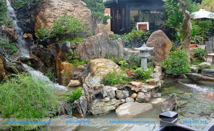 Công ty thiết kế thi công sân vườn tại Gia Lai - 1