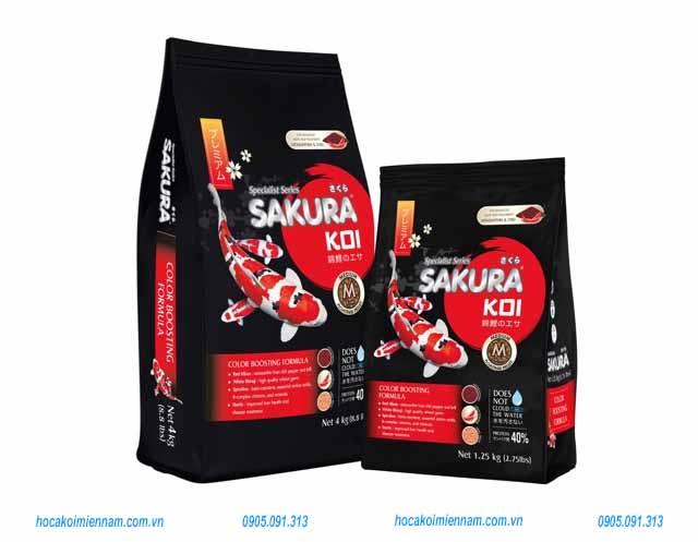 Thức ăn Sakura
