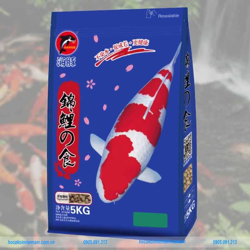 Thức ăn tăng màu Porpoise