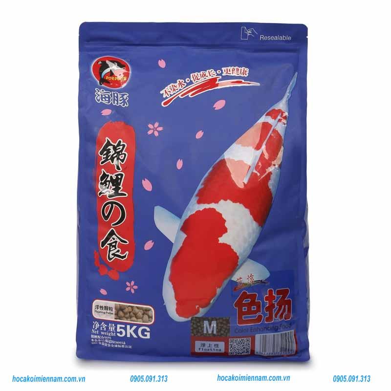 Thức ăn tăng trưởng Porpoise